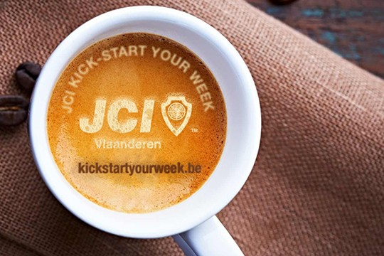 JCI Kick Start your week FB